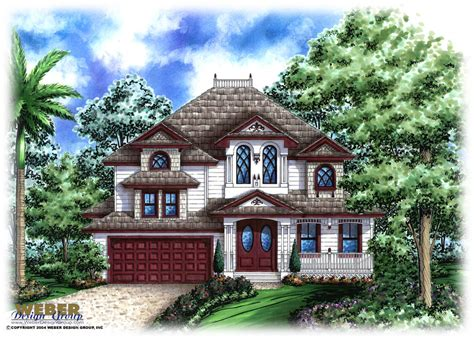weber design group home plans olde florida house plan dalton house plan weber design