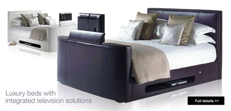 Beds With Tv In Footboard Reviews by Worldwisetrading Luxury Beds With Integrated Tv