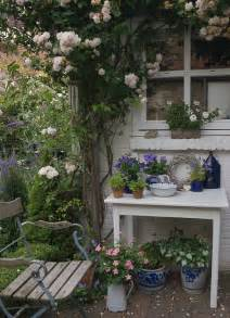 bohemian valhalla attempting romantic dream images shabby chic garden style