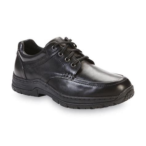 diehard s soft toe slip resistant work oxford black