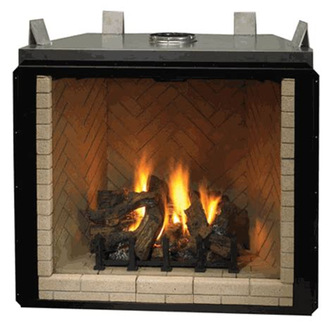 Vented Gas Fireplaces by Ddi Devonshire 36 In Direct Vent Gas Fireplace