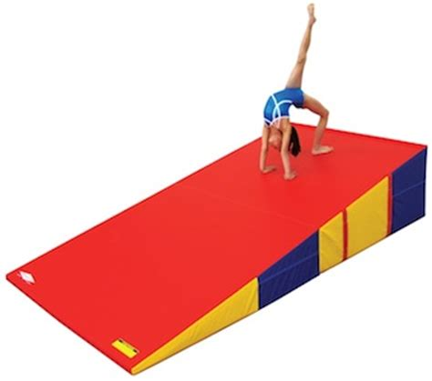 Cheese Mat For Gymnastics by Gymnastic Mats Incline Mats Jumbo Incline Mats