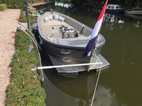 aluminium boot huren van vossen 700 aluminium sloep te koop aangeboden bwjr2015