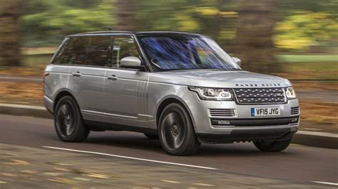 how much is a black range rover drive the 163 164 000 range rover svautobiography