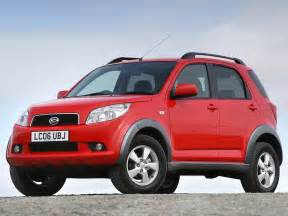 Daihatsu Vehicles 2007 Daihatsu Terios Car Photos Auto Lawyers Info