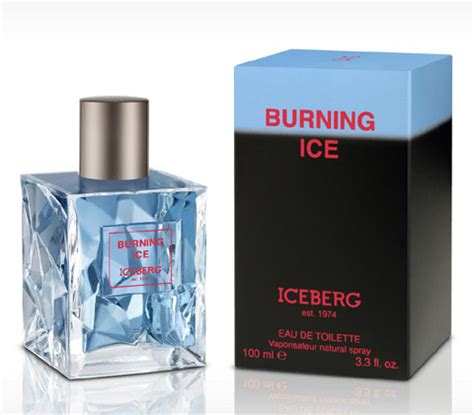 Parfum Iceberg burning iceberg cologne a fragrance for 2012