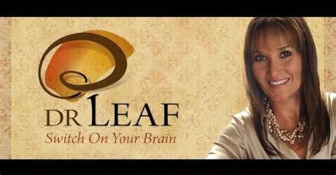5 Steps To Detox Your Brain Caroline Leaf by Dr Caroline Leaf How To Rewire Your Brain Part 1
