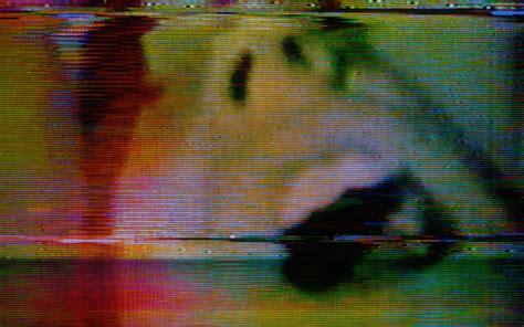 vhs analog trent reznor atticus ross glitch glitch art artist  tumblr rob sheridan