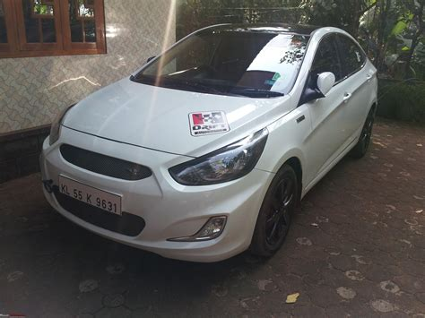 hyundai verna modified pics tastefully modified cars in india page 47 team bhp