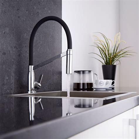 lavello cucina nero rubinetto miscelatore lavello cucina nero con doccia