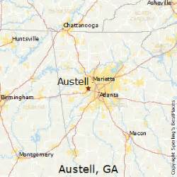 best places to live in austell