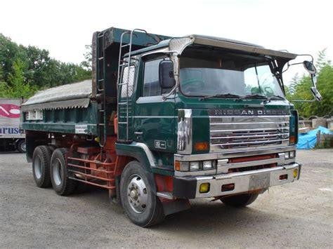 nissan diesal nissan diesel dump 1987 used for sale
