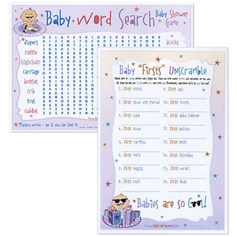 unscramble baby shower words baby firsts unscramble word search baby shower