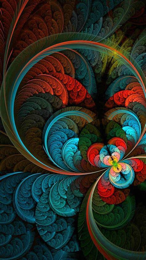 fractal wallpaper  ultra hd  android apk