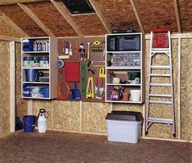 25 best ideas about shed organization on pinterest