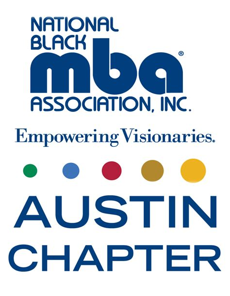 Black Mba Society by Home National Black Mba Association Chapter