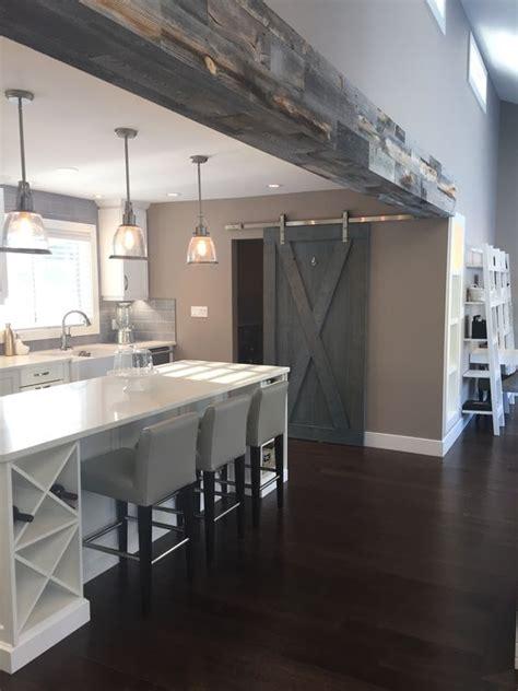 reclaimed wood   kitchen design