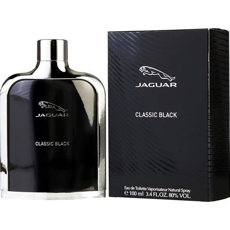 jaguar classic black eau de toilette fragrancenet 174