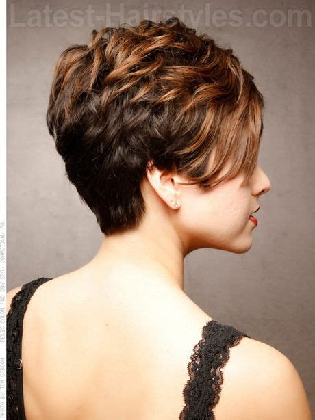 stacked back front view short haircuts front and back view hair inspiration