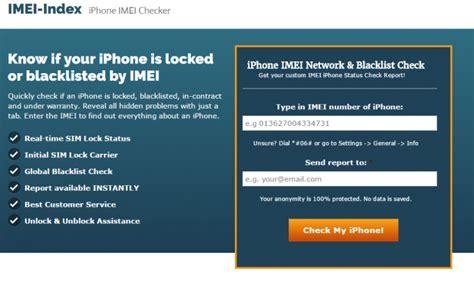 check mobile imei iphone model check imei