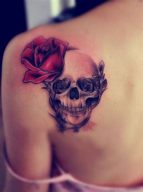 pretty rose tattoo designs 50 cool skull tattoos designs pretty designs