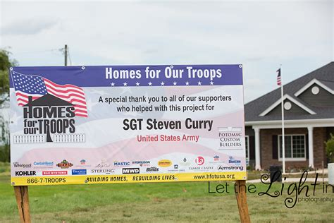 new home for sgt curry family nokesville va