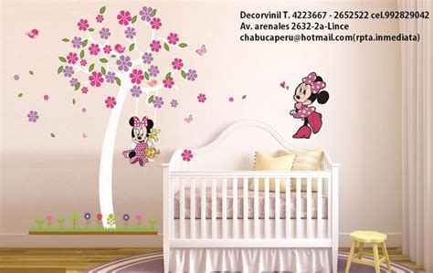 cenefas mickey mouse stickers minnie mouse cenefas decoracion para bebe lince