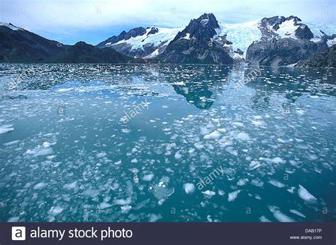 fjord water kenai fjords national park stock photos kenai fjords