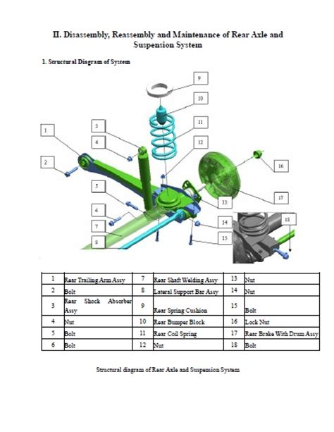 chery qq6 service manual for chassis auto repair manual