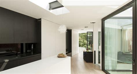 Modern House Interior Design Gallery Of House K Graux Amp Baeyens Architecten 13