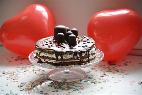 schaumkuss kuchen schokokuss torte liebling auf jedem geburtstag oh