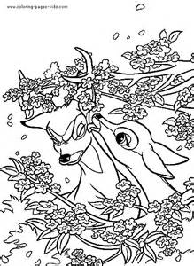 bambi coloring pages coloring pages kids disney coloring pages printable coloring