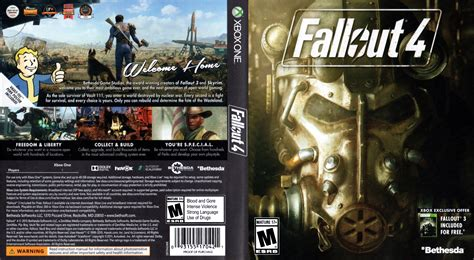 printable xbox 360 game covers fallout 4 dvd cover 2015 ntsc xbox one