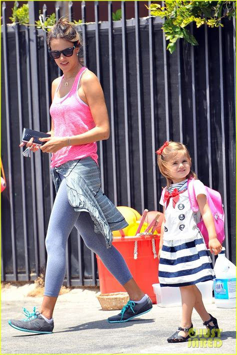 Alessandra Ambrosio Does Some Cleaning by Alessandra Ambrosio Anja Cleaning Duo Photo