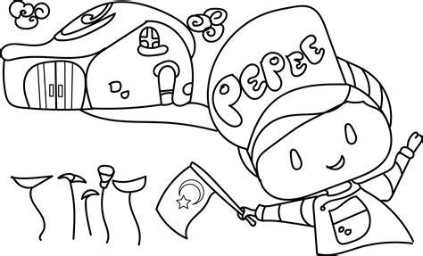pepee boyama kitab oyunlar pin pepee 23 nisan on pinterest