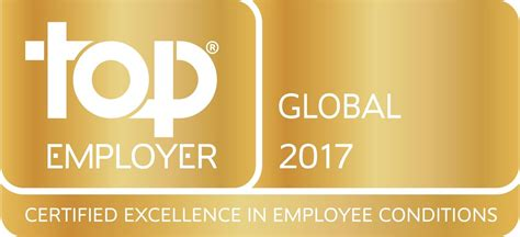 best employer jti certified global top employer for the third