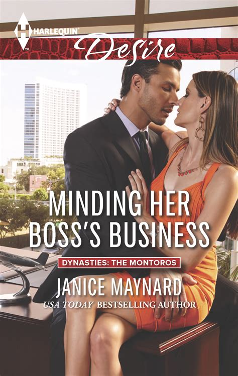 minding her business a saturday excerpt minding her boss s business by janice maynard harlequin blog
