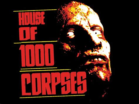 house of a thousand corpses house of 1000 corpses horror movies wallpaper 77497 fanpop