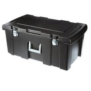 Home Storage Boxes Sterilite Footlocker Storage Box 18429001 The Home Depot