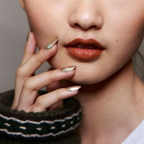 spring summer nail polish trends  fashion trend