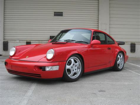 1993 porsche 911 rs america 964 related infomation