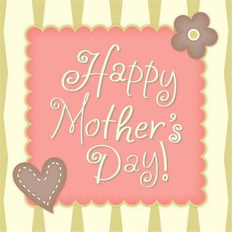 happy mothers day card template 25 best free printable happy mothers day cards 2014