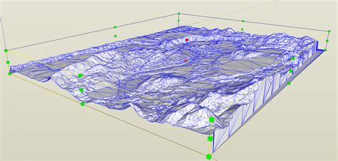 google sketchup sandbox tutorial topography in sketchup 28 images modeling topography w