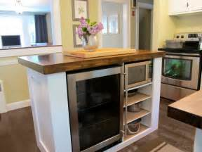 Kitchen Island Ideas For Small Kitchens by New Small Kitchen Island Ideas Decobizz Com