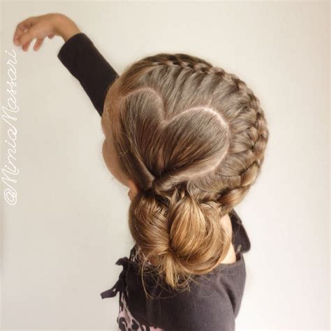 parting hair for micro braids heart parting and 5 strand french braid anies things