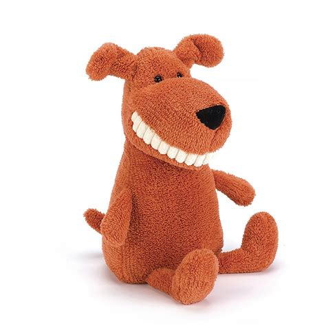 Buy Toothy Mutt   Online at Jellycat.com