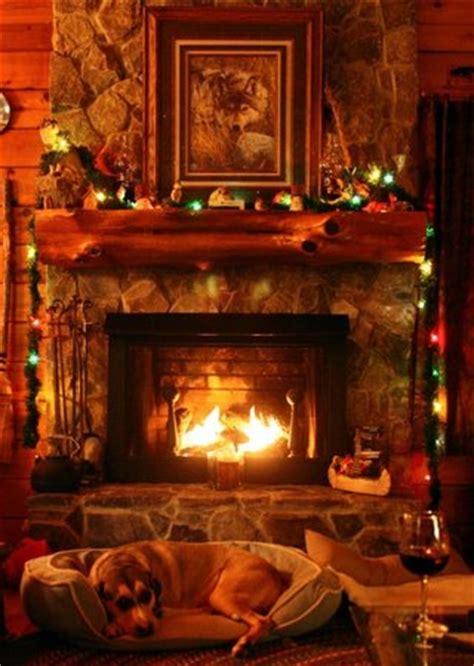 cozy romantic cabin  winter slendor picture
