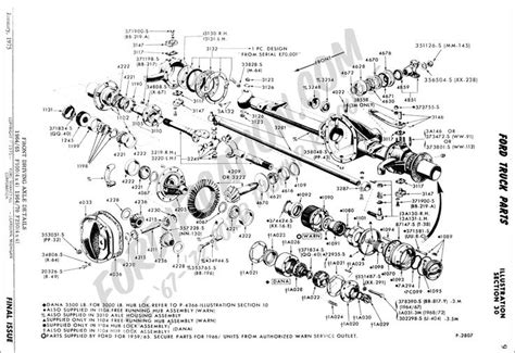 ford   front  parts diagram ford   dodge diesel