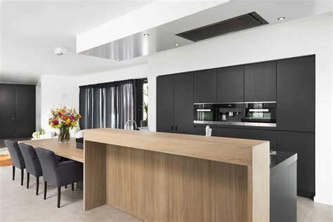 moderne bar moderne keuken met design bar