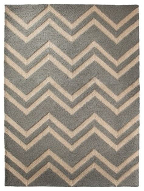 chevron print rug threshold hooked chevron area rug blue contemporary rugs